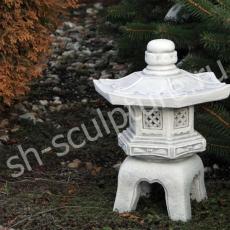 Китайский фонарь из бетона купить состав 350 бетона
