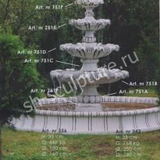 Купить фонтан для дачи недорого из бетона аппарат для бетона